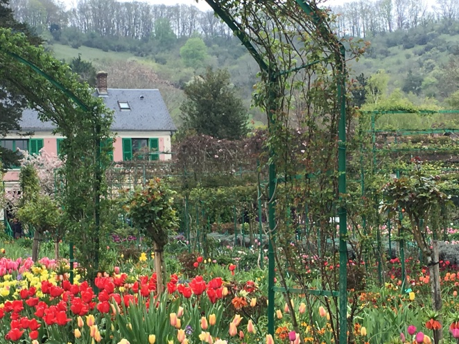 Monet house & gardens in Giverny